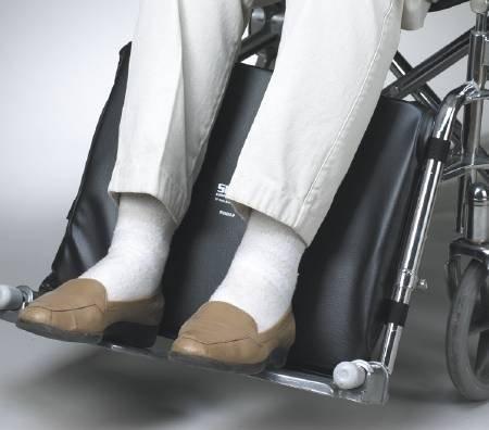 Skil Care 70303000 Wheelchair Leg Pad 16 To 18 Inch Width Foam 703070 Box Of 1