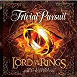 Trivial Pursuit: The Lord of the Rings Movie Trilogy Collector's Edition Board Game