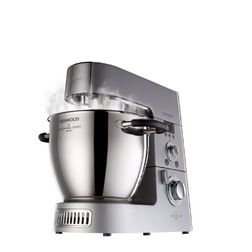 Kenwood Cooking Chef KM086 - Robot de cocina (13.6 kg, 410 mm, 335 mm) Acero inoxidable