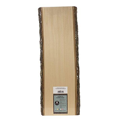 Walnut Hollow Basswood Plank, Extra Large