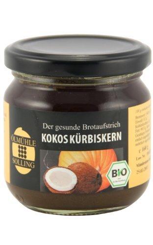 Ölmühle Solling Bio Aufstrich Kürbiskern-Kokos 160g
