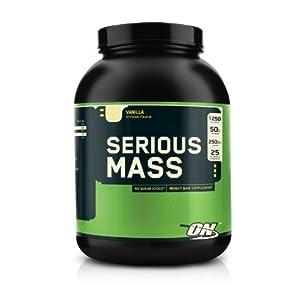 Optimum Nutrition Serious Mass Weight Gainer