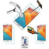 TEMPERED GLASS SHOCKPROOF SCREENGUARD For OPPO R7 PLUS MOBILE
