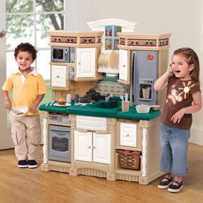 step2 play kitchen accessories step2 step 2 lifestyle kitchen toys amp 5800
