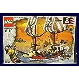 Lego Legends (Set 6290) Pirates Red Beard Runner Battle Ship