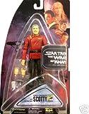 Star Trek II: The Wrath Of Khan > Montgomery Scott SDCC Exclusive Action Figure