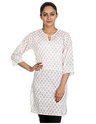 Rajrang Women Ethnic Wear Kurta Tunics Long Kurti Top Size 3XL - B00RVJM3YO
