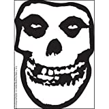 The Misfits Punk Rock Music Band Sticker - Skull