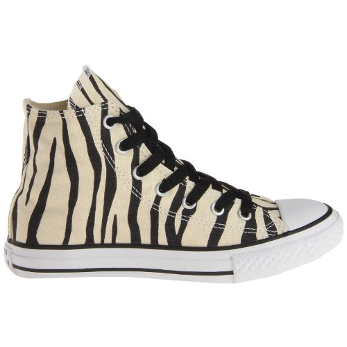 Converse CT Hi Zebra Zebra Youths Trainers 4 US