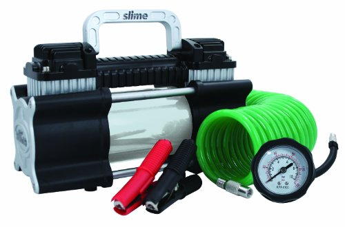 12 Volt Air Compressor Heavy Duty >> Slime 40026 2x Heavy Duty Direct Drive Tire Inflator Review
