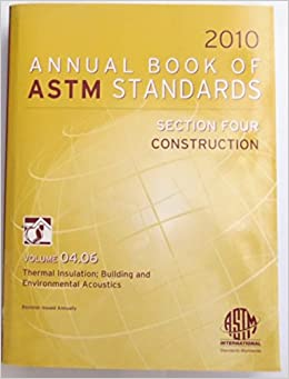 1999 Annual Book of ASTM Standards Vol. 107 : End Use Products (1999, Hardcover)