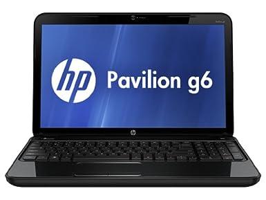 HP Pavilion g6 15.6-Inch Laptop (Black)