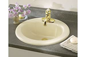 19 round bathroom sink sterling 65020640 47 19 inch by 19 inch self 15262