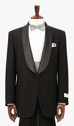 (ヨウフクノアオヤマ)洋服の青山 (ヴェネレート)Venerato スリーシーズン用 タキシード AB体(がっちり型)6号(175cm) 220100A -