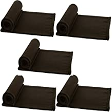 MSE Set Of 5 Home Collection Premium Quality Double Bed AC Bedspread Blanket - B06VVJ41Q8