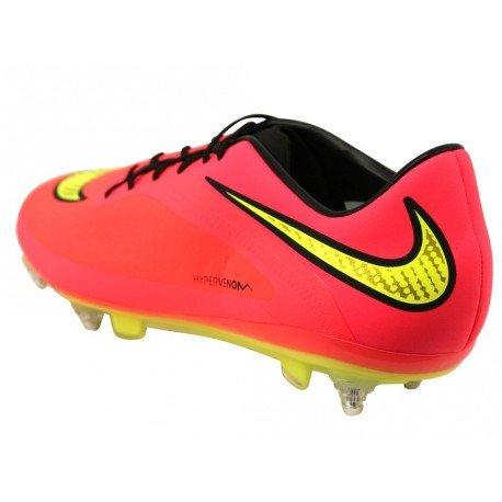 Nike Schuhe HYPERVENOM PHATAL SG-PRO , Größe Nike:10 -