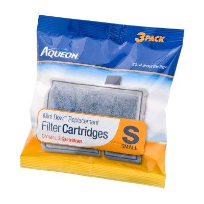 Aqueon Mini Bow Filter Cartridge 2.5 & 5.0