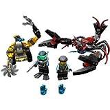 LEGO Lobster Strike