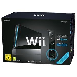 """Amazon Aktion: Nintendo Wii """"Sports Resort Pak"""" + ein Spiel für nur 180 €!"""