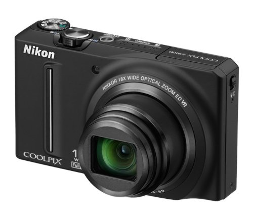 Nikon COOLPIX S9100 12.1 MP CMOS Digital Camera Review