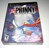 PSP Prinny: Can I Really Be The Hero? Premium Box Set