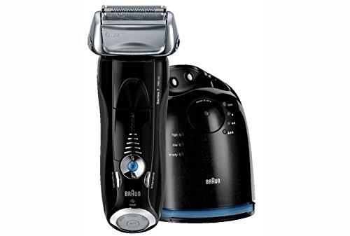 Braun 760CC-4 - Afeitadora (Vibración, Negro, Batería, Ión de litio,...