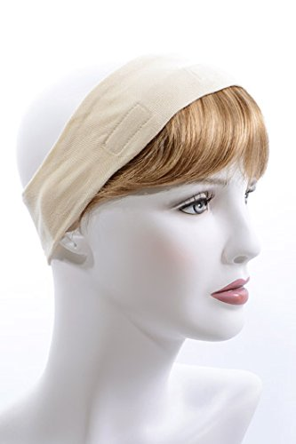 Hats with Hair Headband - Attach Hair Instantly to Any Hat - As Pictured