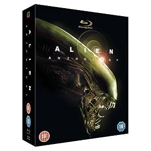 Alien Anthology [Blu-ray] für 45 € inkl. Versandkosten !