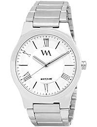 Watch Me White Men Metal Swiss Wrist Watch Watch Me-021-Wx