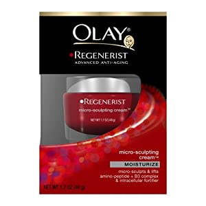 Click to buy Best Anti Wrinkle Creams: Olay Regenerist Micro-Sculpting Cream from Amazon!