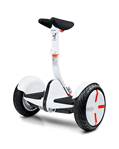 Segway miniPRO   Smart Self Balancing Personal Transporter with Mobile App Control (White)