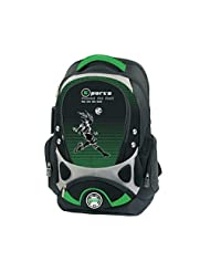Eurostyle- 10008- Sports Series- Back Pack - Green Black