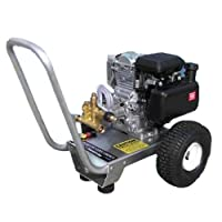 Pressure Pro HC2500HA Heavy Duty Professional 2,500 PSI 2.5 GPM Gas Powered Pressure Washer