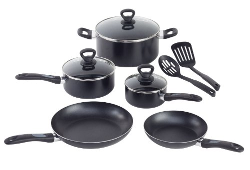 41ss5WvphjL - Calphalon Tri Ply Stainless Steel 13 Piece Cookware Set - Product Review Video