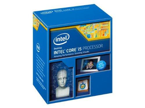 Intel Core I5-4670 3.4GHz 6MB Cache Quad-Core Desktop Processor BX80646I54670