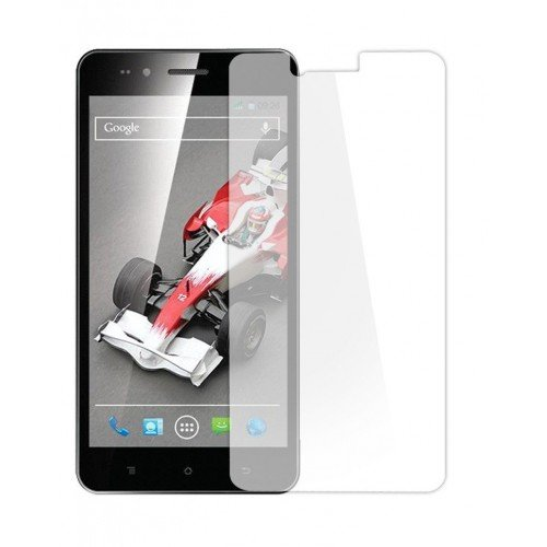 SNOOGG XOLO 8X-1020 Full Body Tempered Glass Screen Protector [ Full Body Edge To Edge ] [ Anti Scratch ] [ 2.5D...
