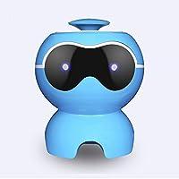 Mini USB Speaker Stereo Subwoofer Speaker Computer Desktop Robot Speaker For Android IPhone Smartphones Tablet...