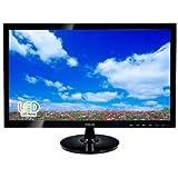 "ASUS VS208N-P Black 20"" 5ms LED Backlight Widescreen LCD Monitor 250 Cd/m2 ASCR 50000000:1"
