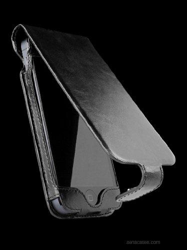 SENA+Hampton+Flip+for+Apple+iPhone+5+-+Black