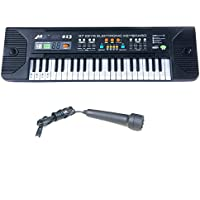 Elear 37 Key Electronic Music Portable Keyboard Electronic Digital Piano Personal Electronic Piano With Microphone...