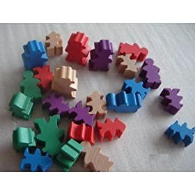 Click to order the Agricola Farmer Meeples from Amazon!