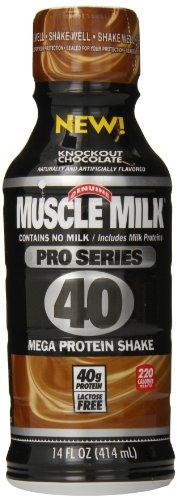 Cytosport Muscle Milk Pro Series Knockout Protein Power Shak