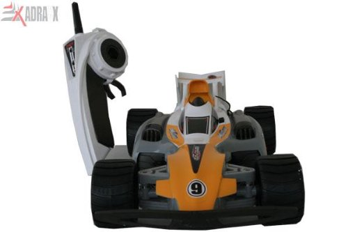 AdraxX High Speed F1 Changeable 3in1 Model 9109 With Full Function RC Orange