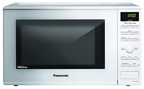 Panasonic NN-SD654W White 1200W 1.2 Cu. Ft. Countertop Micro