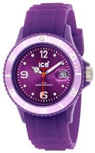 Ice-Watch Armbanduhr Sili-Forever Unisex Violett SI.PE.U.S.09