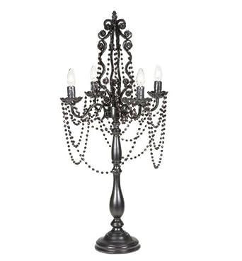 Chandelier side lamps