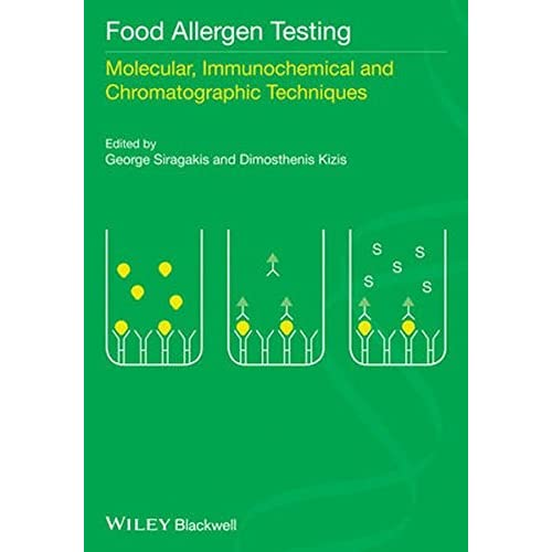 Food Allergen Testing: Molecular, Immunochemical and Chromatographic Techniques