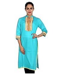 Rajrang Casual Wear Partywear Kurta Tunics Long Kurti Top Size S
