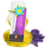 Soulflower Lavender Aroma Massage Oil, 90ml