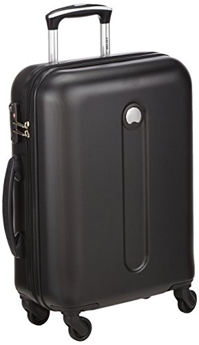 Delsey Bagage Cabine Helium Classic, 44 L, Gris (Anthracite)